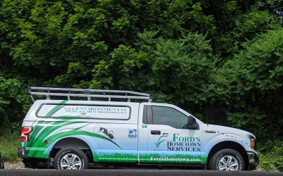 Ford's Hometown Services New Look for our Wildlife Trucks